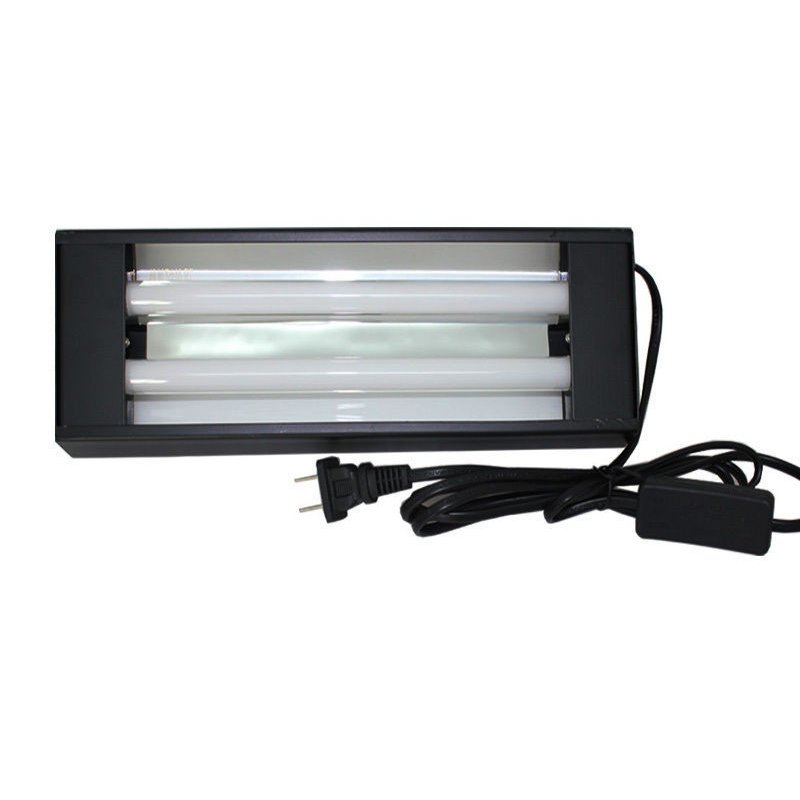 48W UV lamp UV glue dryer tube light For Mobile LCD Refurbishment 4mm 3mm uv printer tube uv ink tube printer uv tube for epson stylus pro 4800 4880 7800 9800 uv printer 50m
