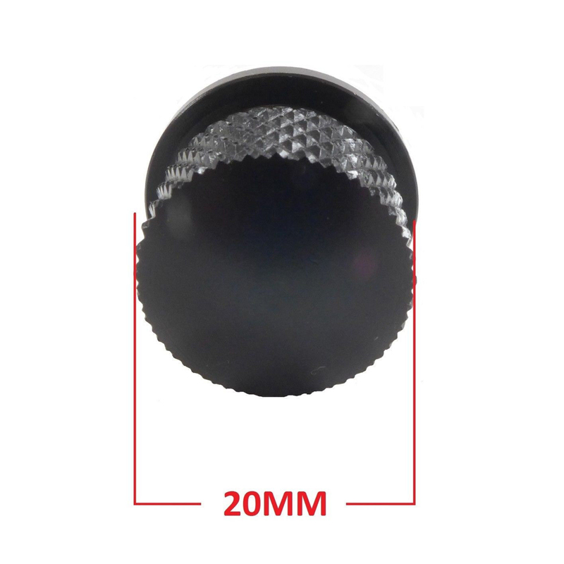 High Quality Black Stainless Steel Seat Bolt Billet for Harley Sportster Street Glide Motorcycle Accessories