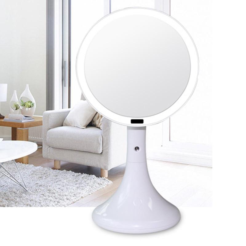 30Led light makeup mirror Moisturizing spray vanity table