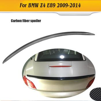 Carbon fiber rear spoiler trunk wings for BMW E89 Z4 20i 23i 28i 30i 35i 2009-2013