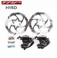 TRP HYRD ROAD/CX DISC brake Folding line Road Mountain bike bicyle highway Birdy line pull oil dish brake