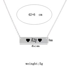ITZY Pendant Necklace (6 Models)