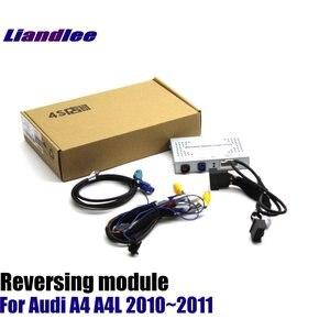 Декодер формата hd для Audi A4 A4L 2010 ~ 2011, автомобильный экран, обновленный дисплей