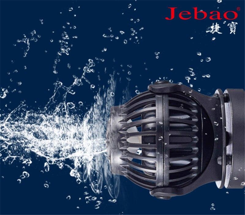 2018 JEBAO СОУ серии Новый Fish Tank синусоида Мини волна насос преобразования частоты Ультра тихий пресной морской воды серфинг аквариум