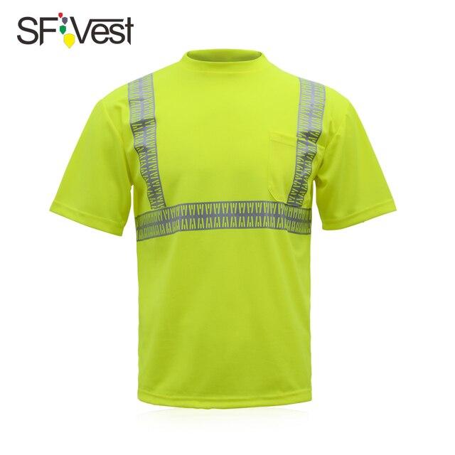 f21248597b18f Sfvest fluo amarillo camisa de trabajo para constructor construir obrero  trabajador de construcción casco jpg 640x640