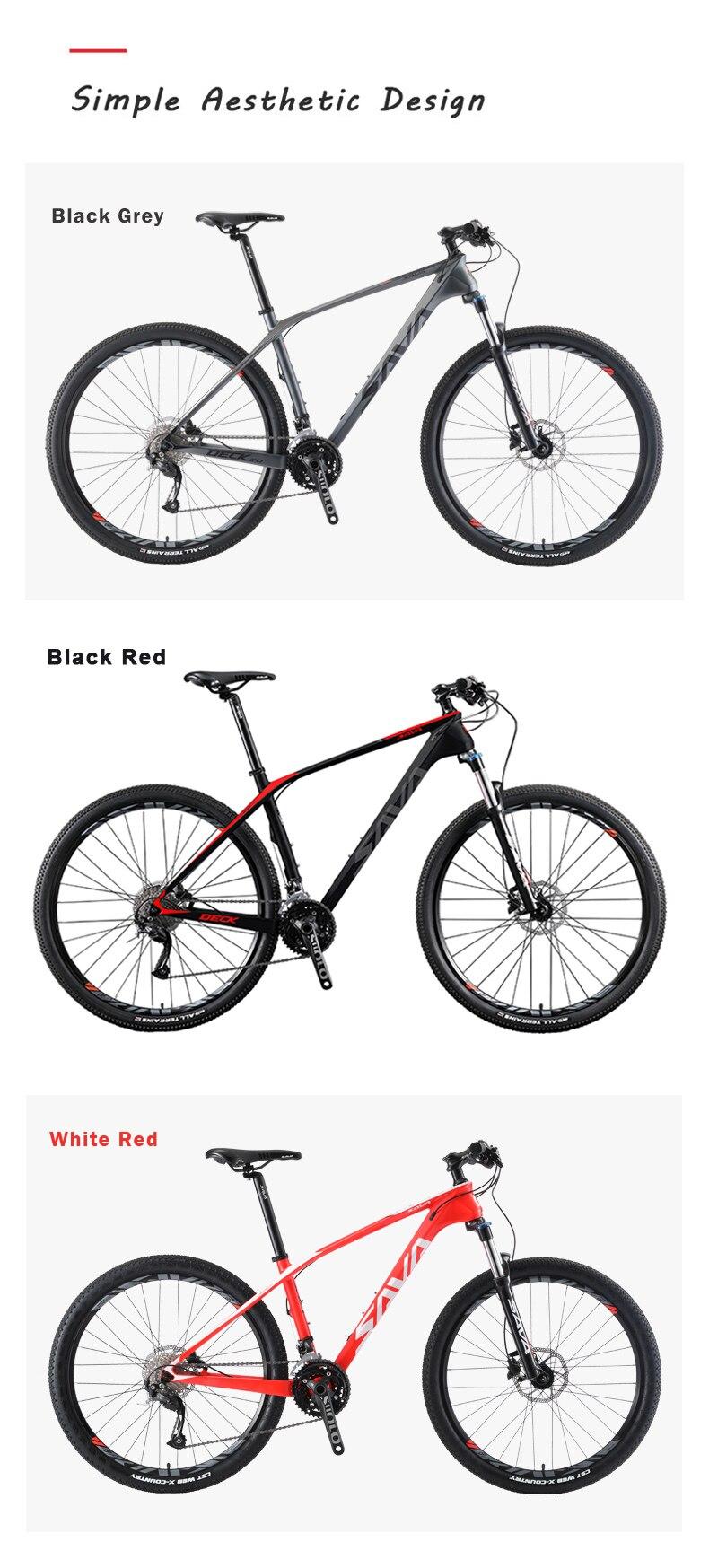 HTB1fFBQV4jaK1RjSZFAq6zdLFXaz SAVA mountain bike 29 mtb Carbon Mountain Bike 29 Men mtb DECK2.0 Mountainbike Bicycle Bikes Mens mountain 29 bicicleta mtb