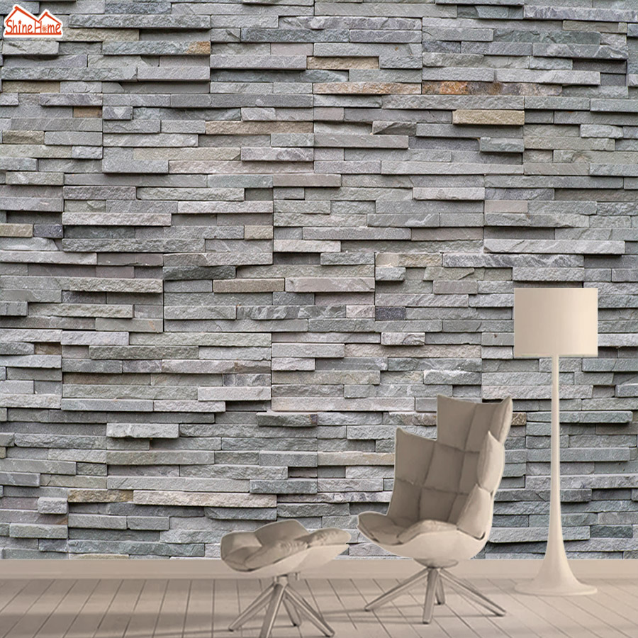 Peel And Stick 3d Photo Mural Wallpaper Wallpapers For Living Room Wall Paper Papers Home Decor Brick Stone Shop Walls Murals