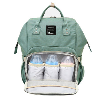 USB Backpack Nappy bag for baby care Mummy Maternity Diaper Travel Baby Mother Gifts Newborn Organizer sack