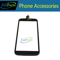High Quality Black Color For Explay Cinema Touch Screen Digitizer 1PC Lot