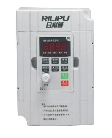 цена на RiLipu Frequency converter general 0.75kw-380v mini frequency converter 750w free shipping