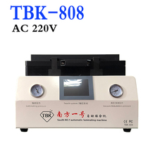 цена TBK-808 12 inch Curved Screen Vacuum Laminating and Bubble Removing Machine Laminator and Debubbler For LCD Screen Repairing