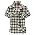 Бесплатная доставка мужская клетчатую рубашку лето новая мода Англия рубашка люди уменьшают подходящий случайные рубашки с коротким рукавом рубашки мужчина 65hfx