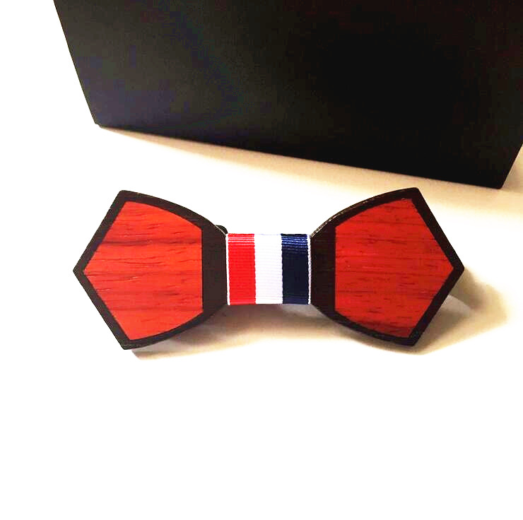halloween Wooden Bowknot Bow Tie Men Male Wedding Party Chinese Craving Wood Butterfly Neck Bow Tie Gravata Christmas Gifts