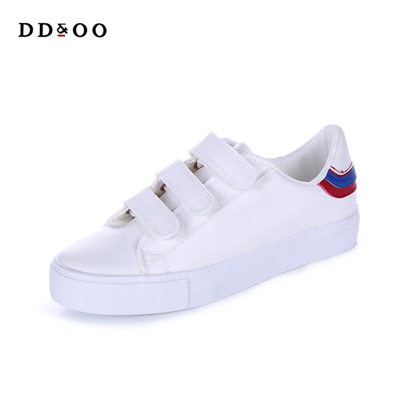 hot Free shipping 2017autumn new fashion women shoes casual platform solid PU leather  women casual white shoes sneakers free shipping candy color women garden shoes breathable women beach shoes hsa21