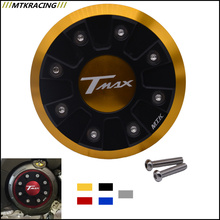 MTKRACING Motorcycle CNC Engine Stator Cover Protector For Yamaha tmax 530 2012-2015 500 5 colors