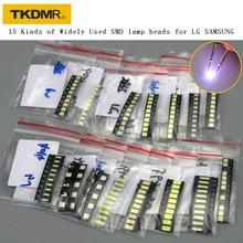 TKDMR 새로운 15 종류의 LED 3528 3030 3535 4020 4014 특별히 LG 삼성 LED TV 수리 최고의 품질. 무료 배송