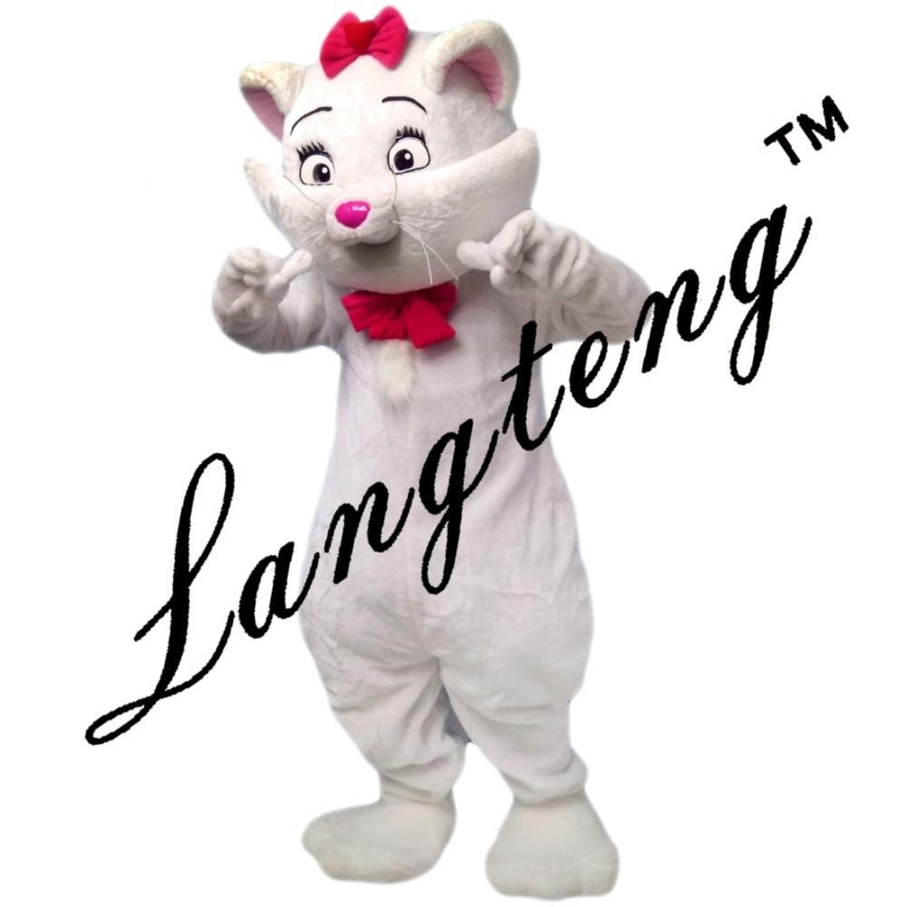 Marie Cat Mascot Kostumer For Voksne Circus Christmas-3803