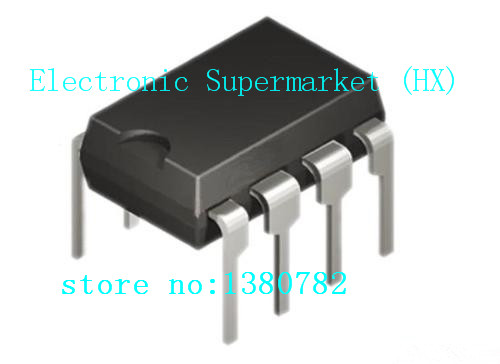 Free Shipping 100pcs lots PIC12F675 I P PIC12F675 DIP 8 New original IC In stock
