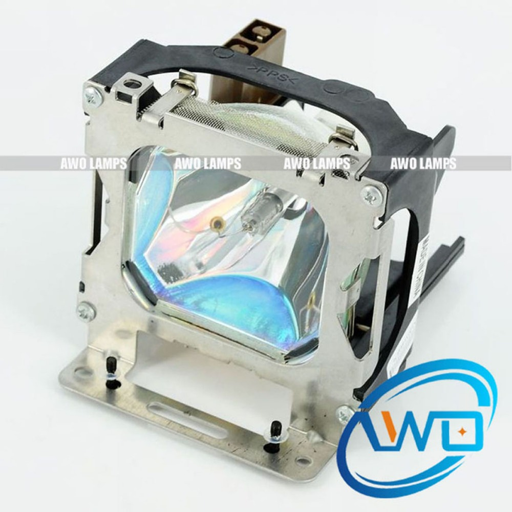AWO DT00231 Replacement Projector Lamp with Housing for HITACHI CP-S860 / CP-S860W / CP-S958W / CP-S960 / CP-S960W / CP-S960WA free shipping dt00757 compatible replacement projector lamp uhp projector light with housing for hitachi projetor luz lambasi