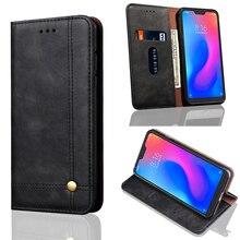 New Design Flip Leather Phone Case Cover For Xiaomi Redmi 6 Pro Card Holder Redmi6