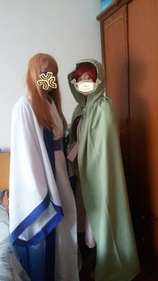 Yona of the Dawn Akatsuki no Yona Soo won Suwon Cosplay Costume