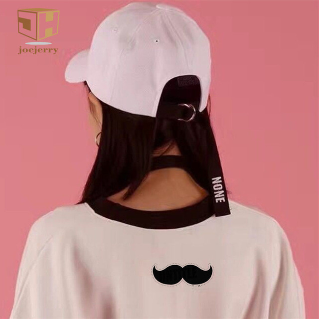 New Letter Baseball Cap Embroidery Metal Closure Women Hat Snapback Caps Fashion Fitted Free Size