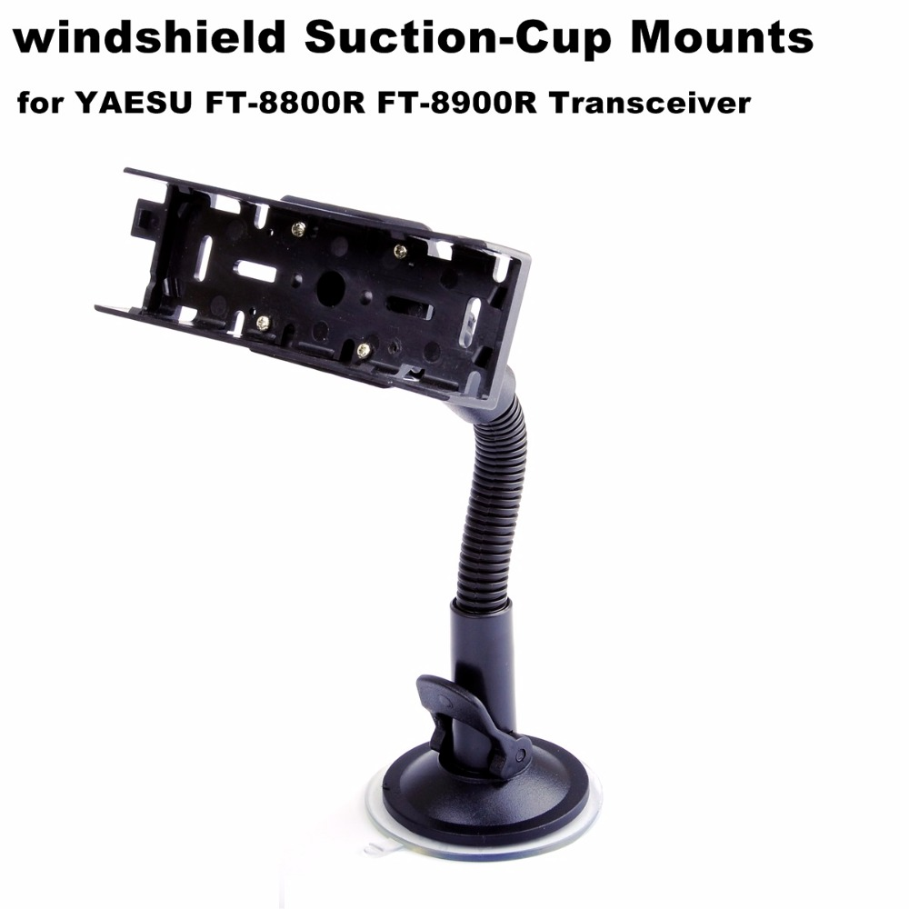 20cm Car Windshield Suction-Cup Mounts For YAESU FT-8800R FT-8900R Transceiver