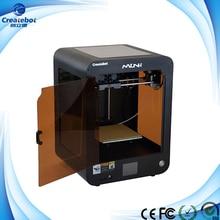 Createbot-черный металлический FDM 3D моделирования принтера