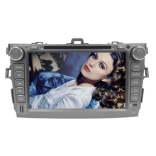 Android 5.1.1 Car DVD Player for Toyota Corolla 2006 2007 2008 2009 2010 2011 2 Din 1024*600 Radio GPS Video Head Unit