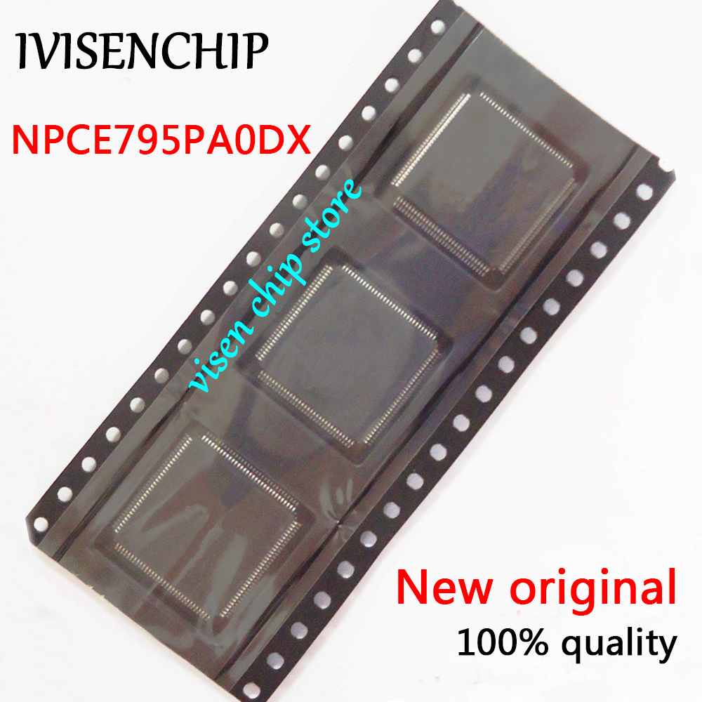 5x NEW NUVOTON NPCE795PAODX NPCE795PA0DX TQFP IC Chip Ship From USA