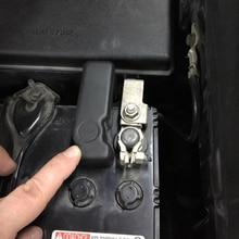 Jameo ABS Автомобильная батарея анод отрицательный электрод полюс клемма Защитная крышка подходит для Toyota Rav4 RAV 4 аксессуары