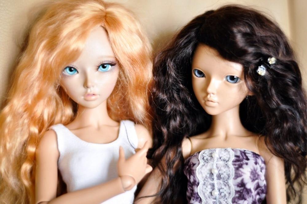 BJD Doll 1/4-Chloes yeux libres deux mains