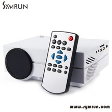 2015 NEWEST Portable GM60 MINI LED Projector For Video Games TV Movie SD FULL HD Home AND OUTDOOR Theater