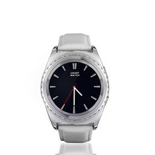 ฉบับที่1 g4 smart watch mtk6261บลูทูธ4.0 s mart w atchกับซิมtfบัตรh eart rate monitorนาฬิกาสำหรับios android samsung pk g3 G5