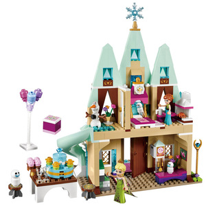 Image 4 - New Series Compatible with Lego Friends Dream Princess Set Model Building Blocks Bricks Toys Best Christmas Gift for Children