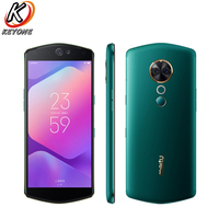 New Meitu T9 LTE Mobile Phone 6.01 inch 6GB RAM 128GB ROM Snapdragon 660 Octa Core Android 8.1 Dual Front/Rear Camera Smartphone