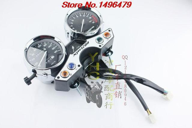 Motorcycle speedometer XJR1200 (1992-1997) meter instrument assembly km odometer assembly table assembly
