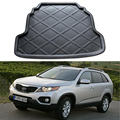 1Pcs Car BOOT MAT REAR TRUNK LINER CARGO FLOOR TRAY PROTECTOR For Kia Sorento 2010-2013