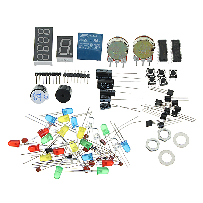 Mega 2560 le Kit de démarrage le plus complet pour Arduino Mega2560 UNO Module avec boîte - 3