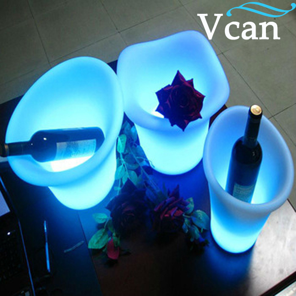 LED Light Bright Waterproof for Bar Club Furniture VC-I3627 led rechargeable colours change mood cube light garden gift for bar or club vc a400