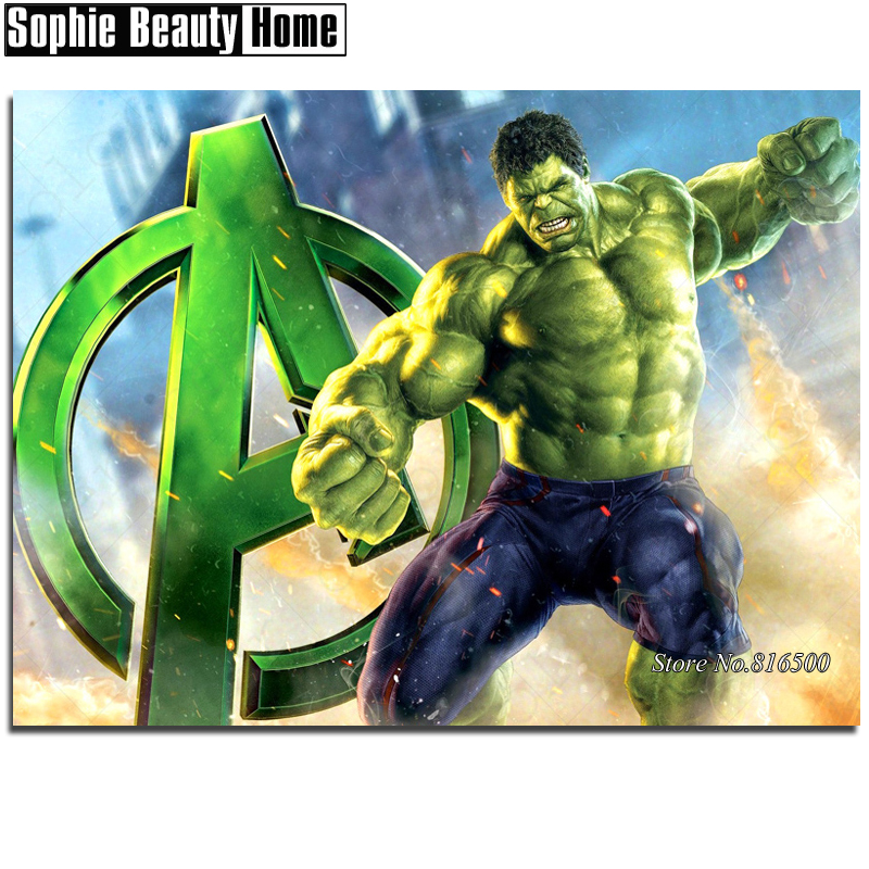 Marvel Comics pack of 20 fête des nappes Disney Avengers Hulk Iron Man