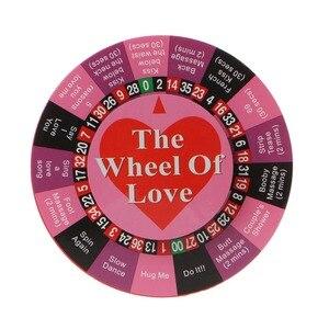 Секс игра Настольный набор для пар для эротических игр и прелюдия светящийся романтический