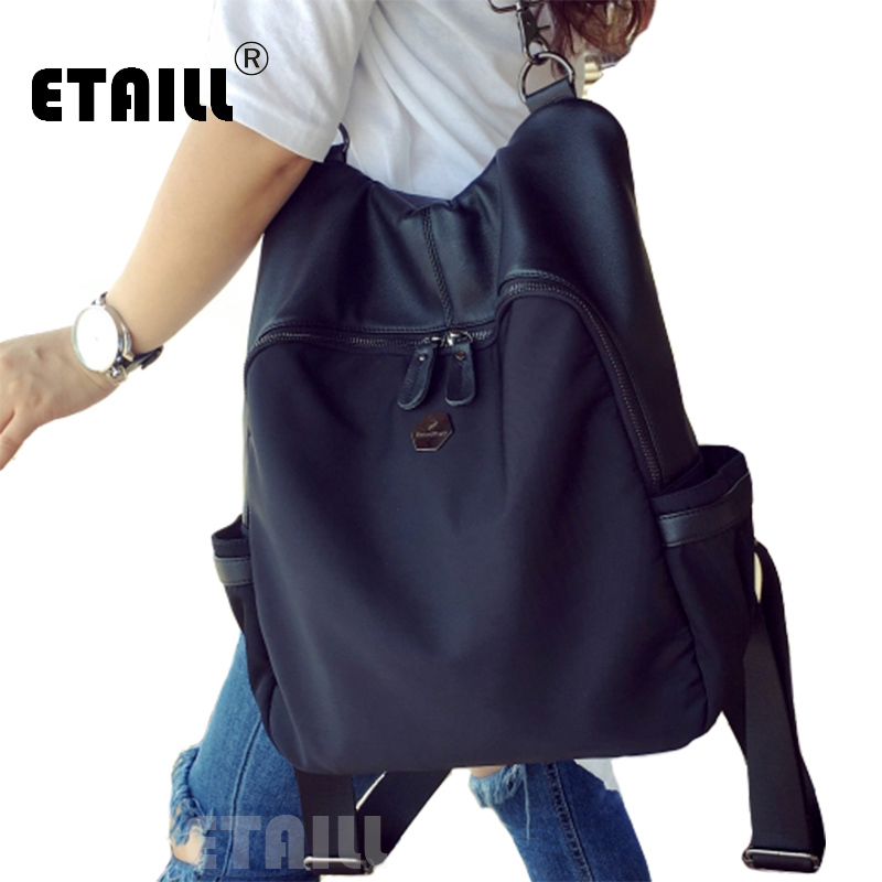 2016 High Quality Large Waterproof Nylon Men Travel Famous Backpack Brands Names Luxury Women Rucksack Sac