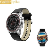 3G GPS Smart Watch Phone KW99 1 39 Inch Android 5 1 MTK6580 1 3GHz 512MB