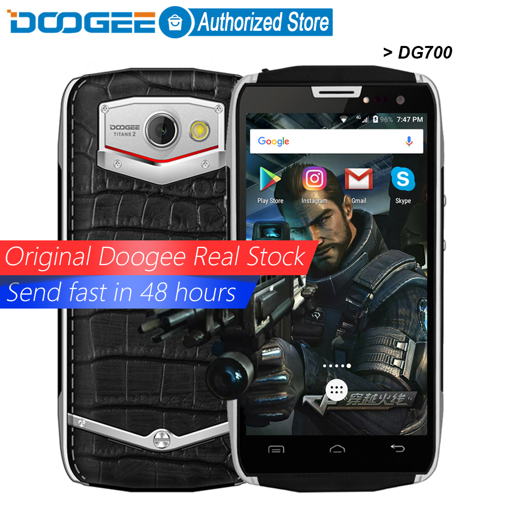 Doogee DG700 IP67 Waterproof mobile phones 4 5Inch QHD 1GB RAM 8GB ROM Android5 0 Dual