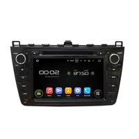 8 Octa Core Android 6 0 Car DVD Player For MAZDA 6 2008 2012 Car Video