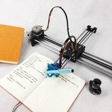 DIY координатный плоттер высокой точности Drawbot ручка Рисование роботизированная машина CNC Интеллектуальный робот для рисования и письма