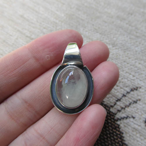 Nepal India Silver 925 Silver Pendant inlaid grape stone number 120901026 bocai silver makeup india nepal bali silver acts the role of by hand rainbow blue moon stone ring