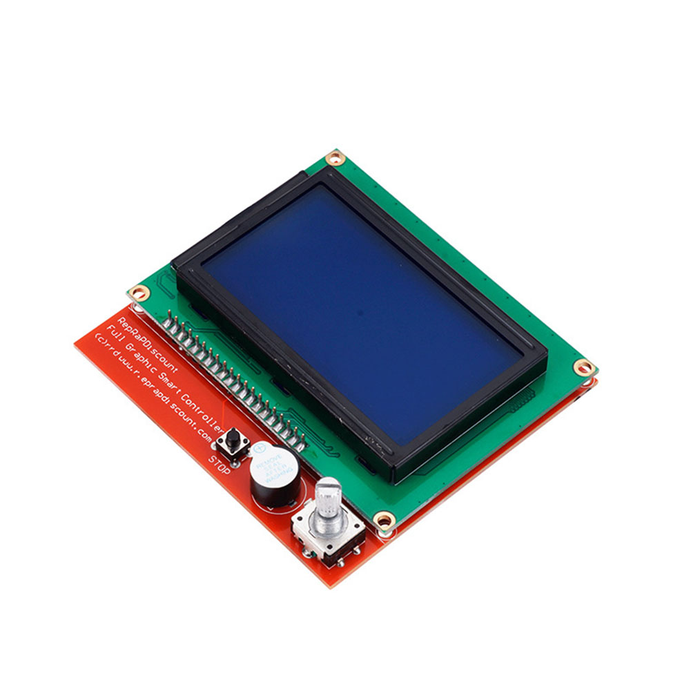Nouvellement Pour MKS GEN L compatible avec 12864 écran lcd Soutien TMC2208 Moteur Pilote 3D Kits D'impression