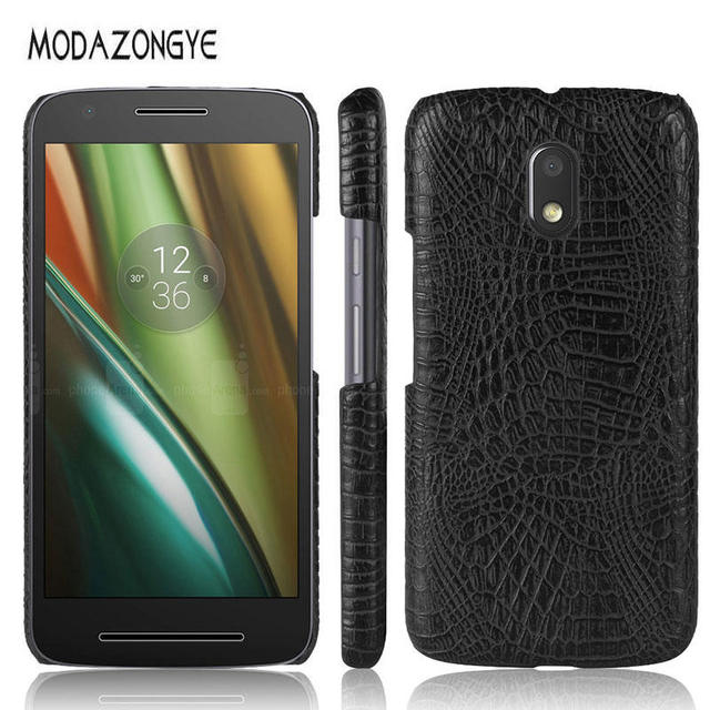 new concept 118c1 1b3a4 US $3.69 20% OFF|For Motorola Moto E3 Power Case Luxury PU Leather Hard  Plastic Back Cover Phone Case For Motorola Moto E3 Power XT1706 XT1700-in  ...